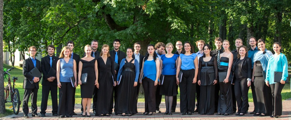 Tenso Europe Chamber Choir 2013