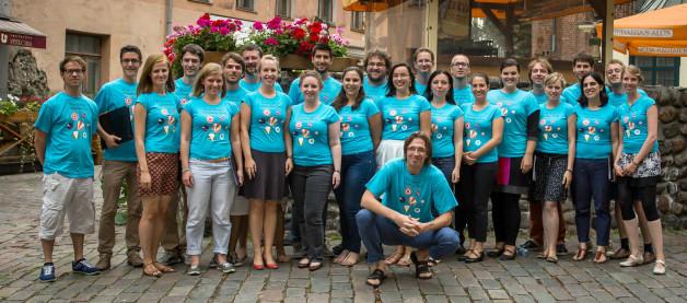 Tenso Europe Chamber Choir 2013