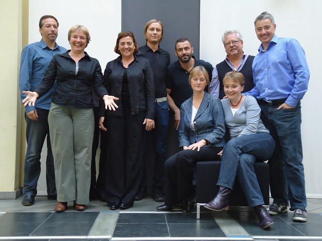 Tenso Europe Board Oslo 2010