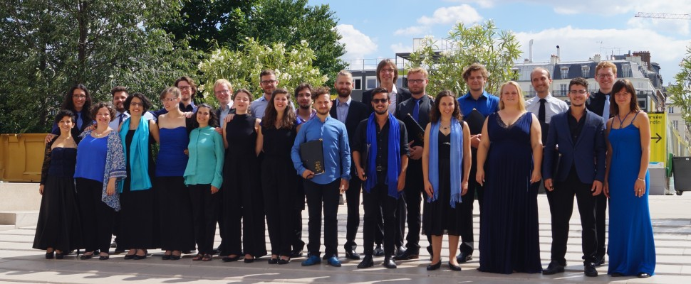 Tenso Europe Chamber Choir 2016