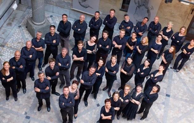 Zbor filharmonija