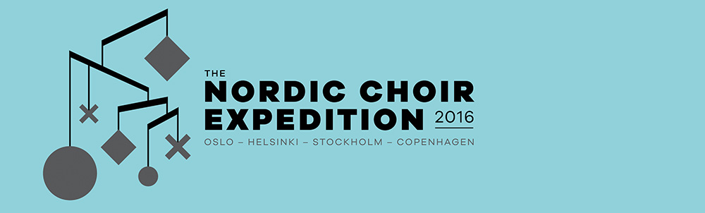 Nordic Choir Expedition 2016