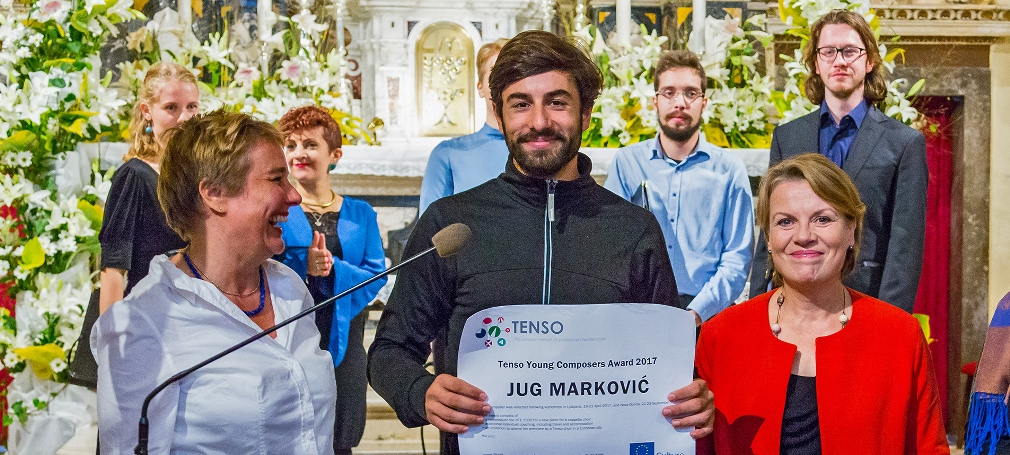 Tenso Young Composers Award 2017 – Jug Markovic