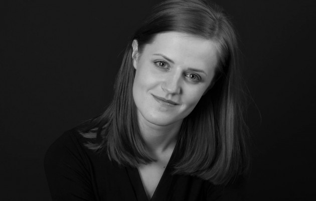 Krista Audere (photo Donald Bentvelsen)