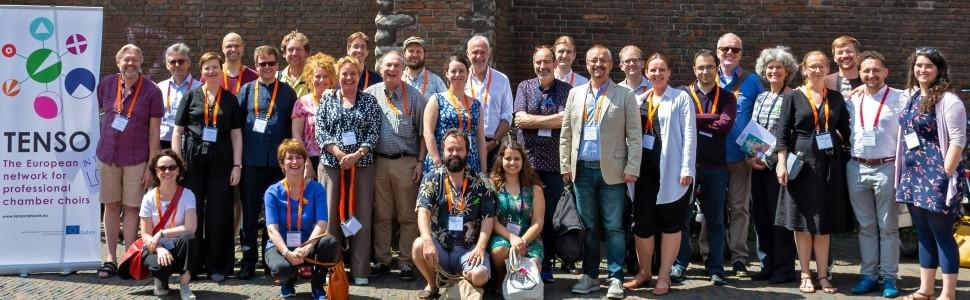 Tenso Koorbiennale Haarlem June 2019